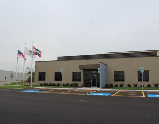 South Elgin Public Works Facility