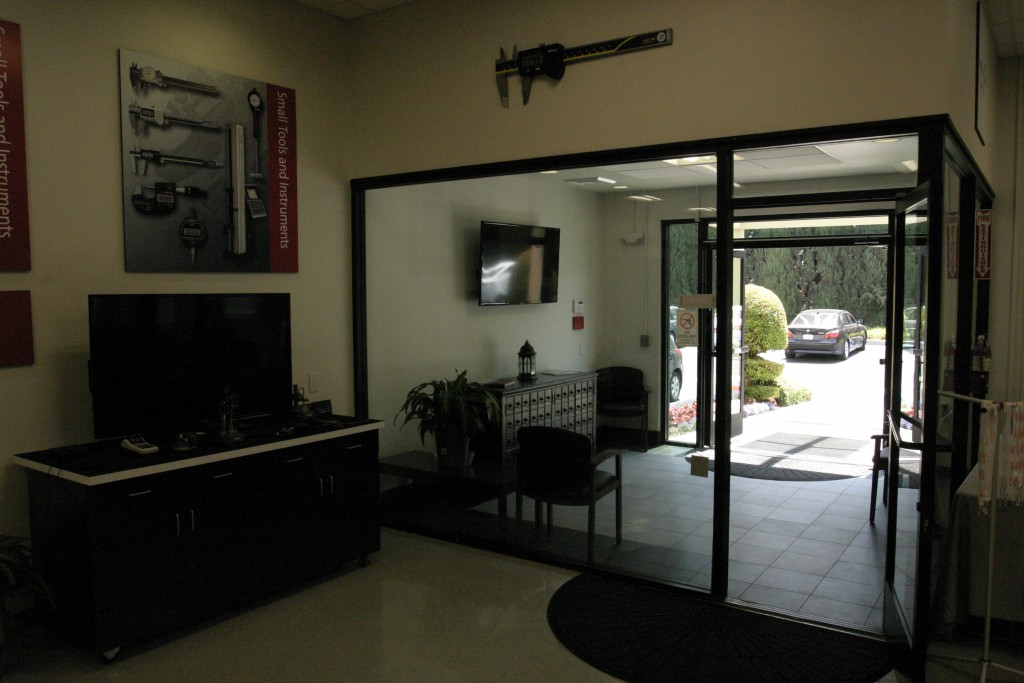 Front Entrance After