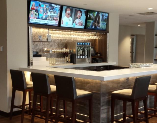Q Center Cafe Renovations
