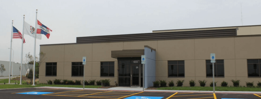 SOUTH ELGIN PUBLIC WORKS FACILITY COMPLETED ON TIME AND UNDER BUDGET!