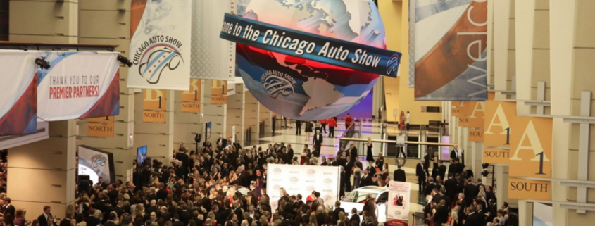 Lamp Incorporated Supports First Look for Charity at Chicago Auto Show