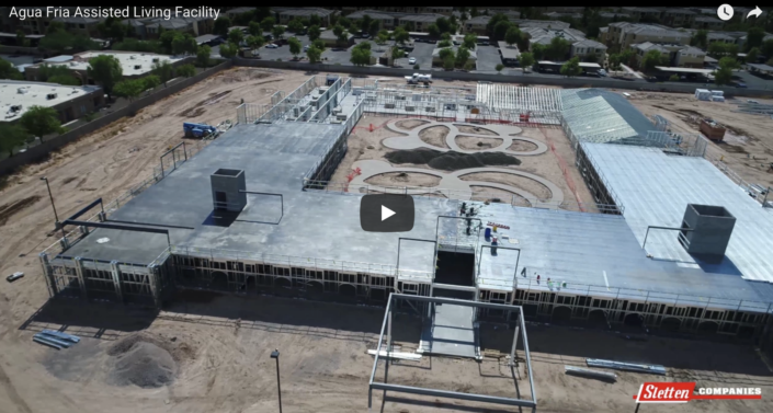 The Mission at Agua Fria Construction Progress