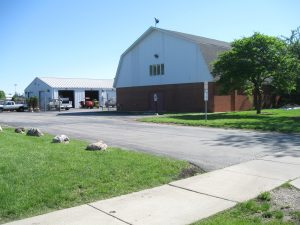 Knoch Park Maintenance Facility Barn Recreation Center