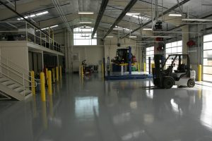 Knoch Park Maintenance Facility