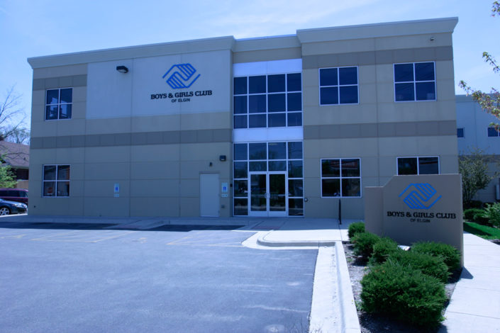 Boys and Girls Club of Elgin Clubhouse and Administration Office
