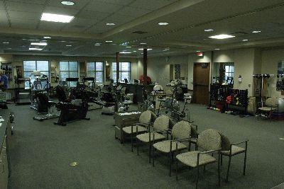 Elmhurst Memorial Hospital Cardiac Rehab Lamp Incorporated
