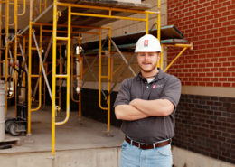 Dan Fraas Project Superintendent Lamp Incorporated