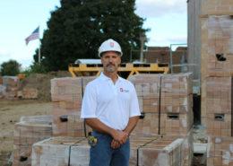 Darren Thibert Project Superintendent Lamp Incorporated