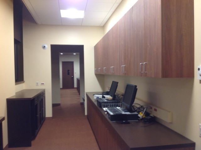 Vantage One Credit Union >> First National Bank of Illinois Renovations - Lamp Incorporated