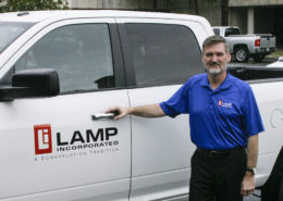 James Massie Project Manager Lamp Incorporated