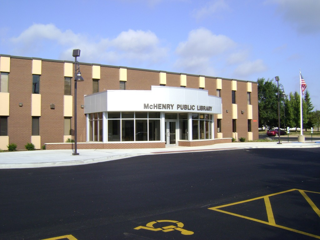 Mchenry Public Library Renovation Lamp Incorporated