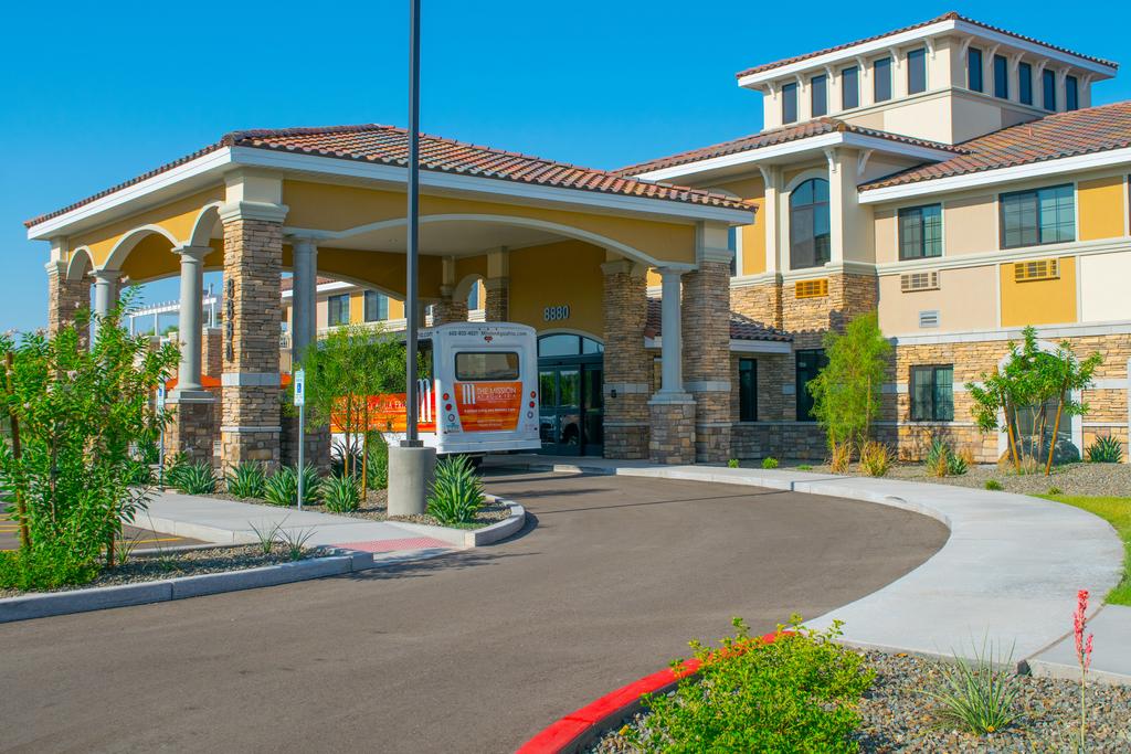 Vantage One Credit Union >> Agua Fria Senior Living - Lamp Incorporated