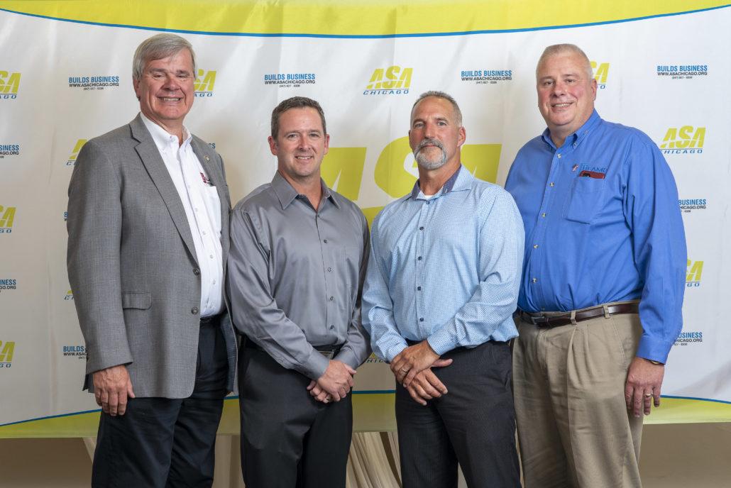 ASA Award Night - Ian Lamp, Chad Alexander, Darren Thibert, Steve Lamp